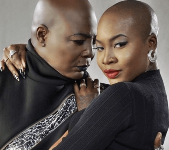Charly Boy Heavily Descends On Followers Criticizing Him For Accepting & Loving His Lesbian Daughter After She Came Out To Him