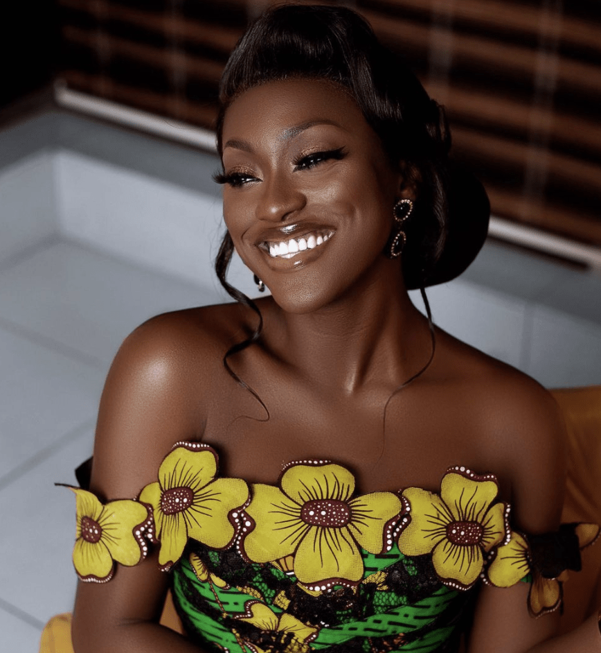 SEE How Beautiful Actress, Linda Osifo Hailed Herself In Her Latest Post