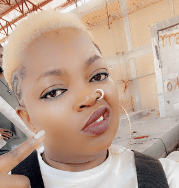 Funke Akindele Storms Social Media With A Photo Flaunting Her Pierced Nose