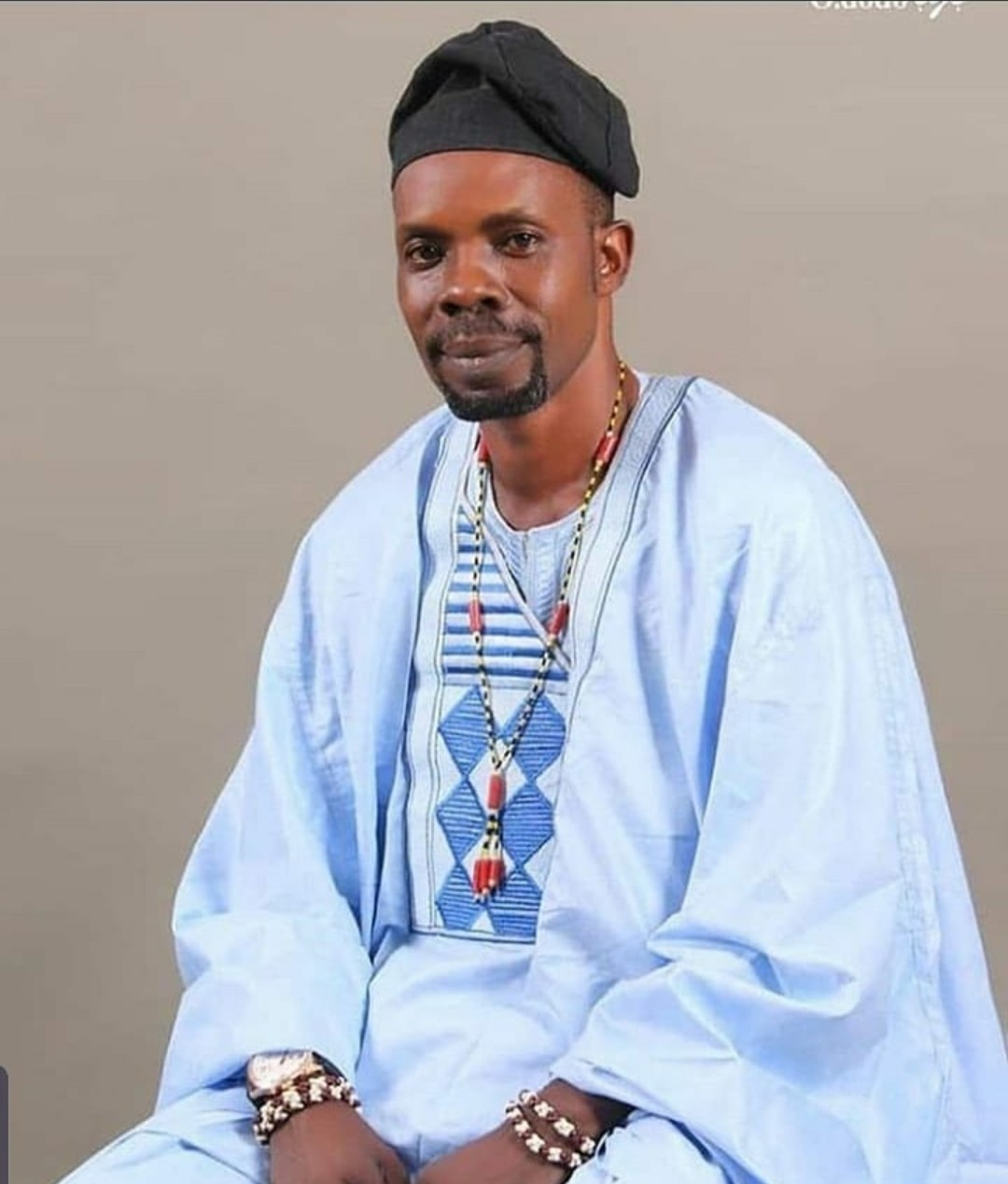 My Father was a competent Ifa Priest but I wanted to be a Soldier or Pilot as a kid-Oluwo Atefinni