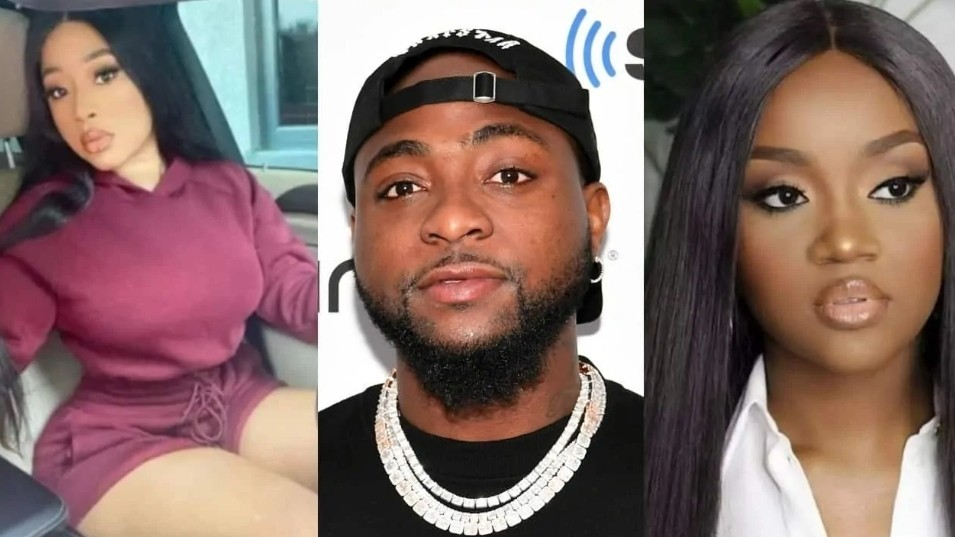 Chioma come and get your man out of my DM' -Instagram Slay Queen calls out Davido