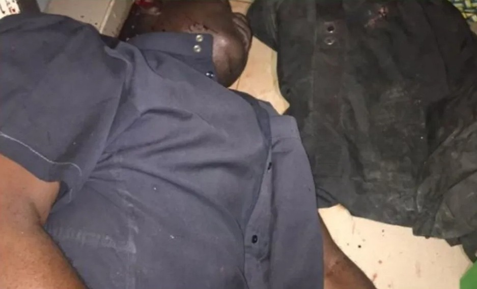 Nigerian lecturer takes his own life after shooting wife |photo