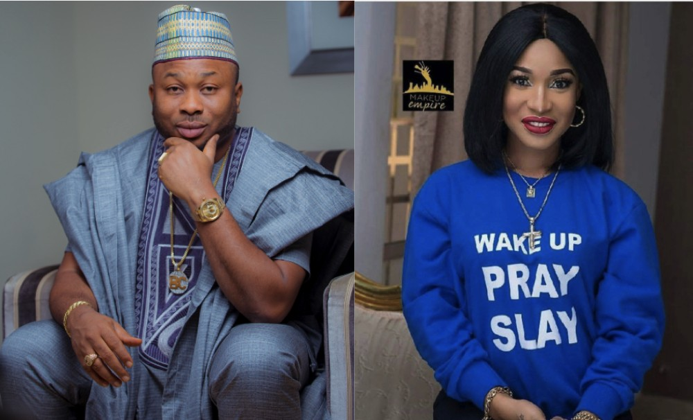 """The Realer You Are, The Smaller Your Circles"" – Tonto Dikeh's Ex-husband, Olakunle Churchill Writes"
