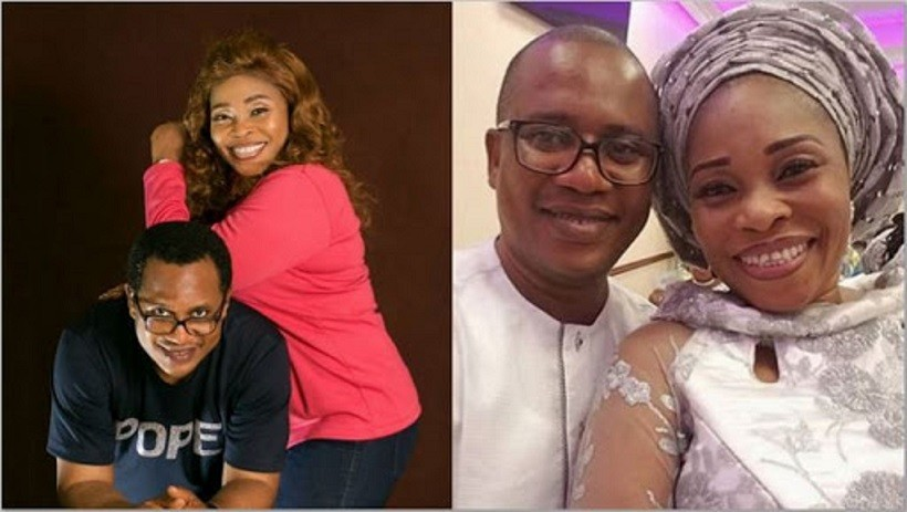 Gospel Singer Tope Alabi Celebrates Wedding Anniversary With Husband, Soji.