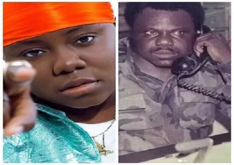 SEE: Singer Teni's Biological Father Before He Was Assassinated [PHOTOS]
