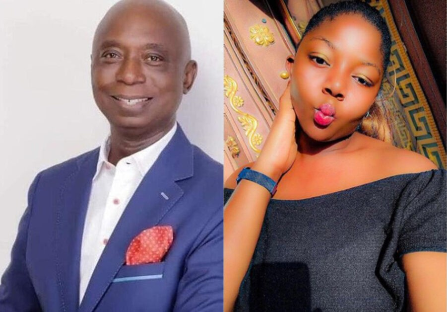 Meet the Lady Who Intends To Be The 7th Wife Of Ned Nwoko