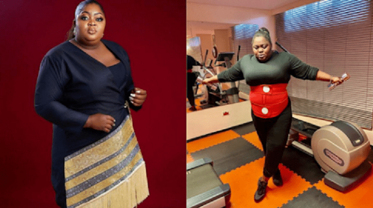 Actress Eniola Badmus Slams A Troll Who Dragged Her For Her Dressing.