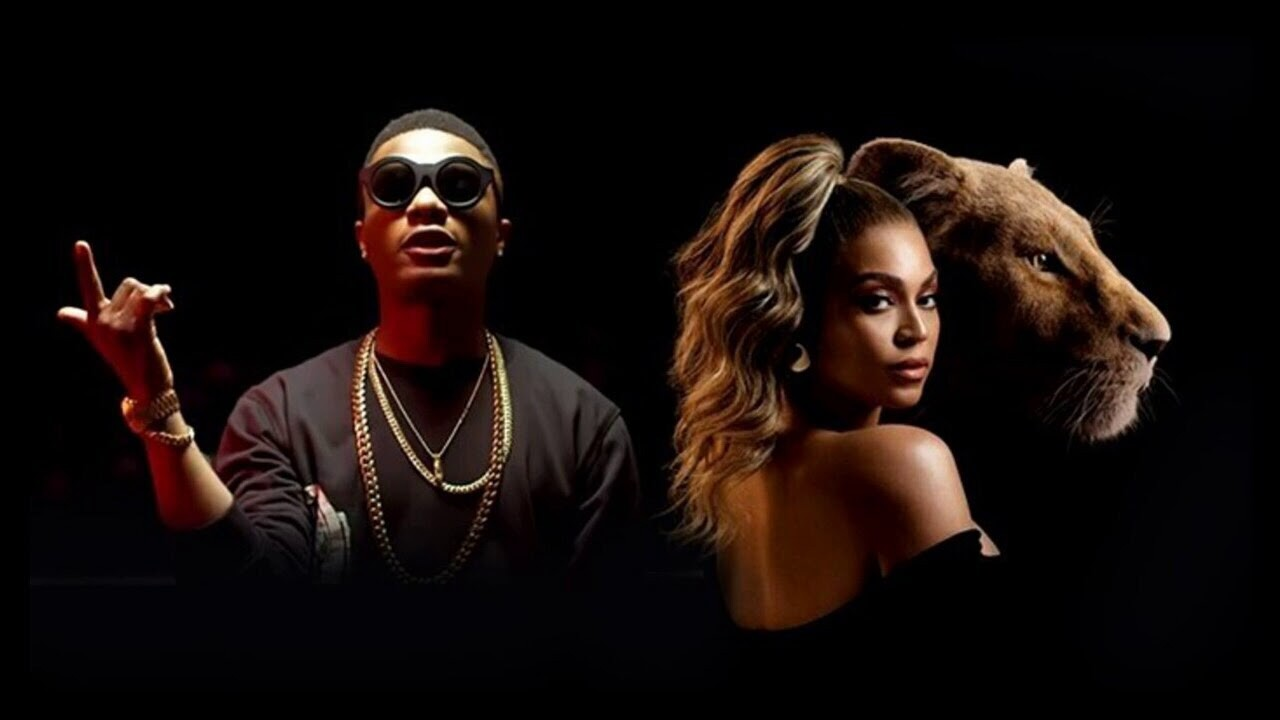 Soul Train Awards: Beyonce & Wizkid Wins Soul Train Award With 'Brown Skin Girl'