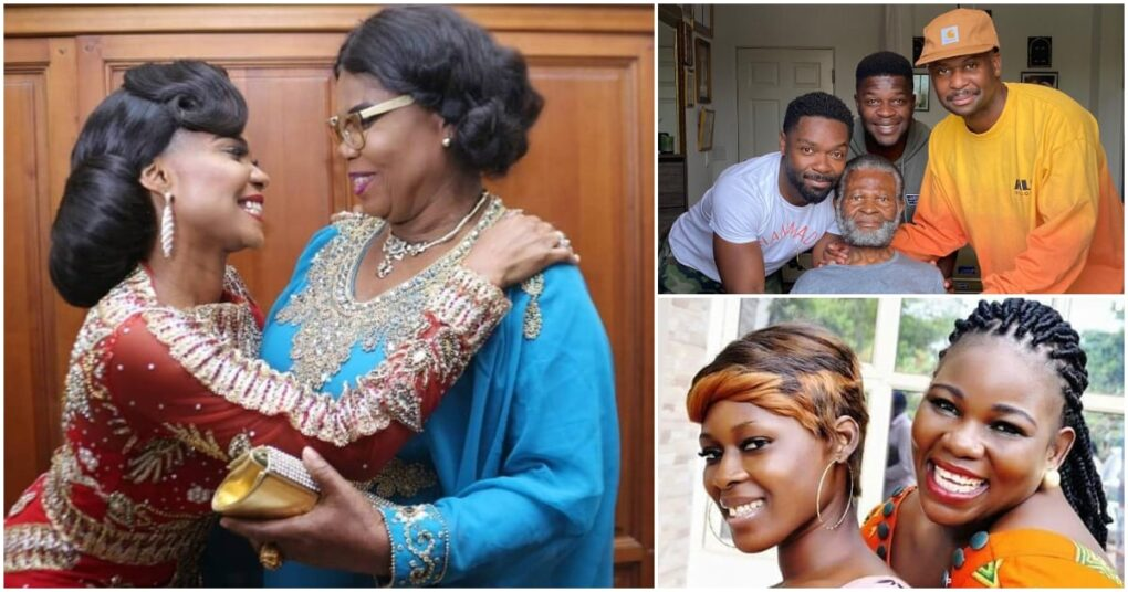 14 Nigerian celebrities who lost a loved one in 2020 (PICS)