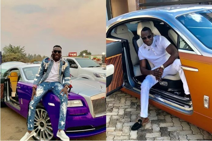 'Life is Vanity', See What Was Used To Carry The Remains Of This Billionaire (Video)