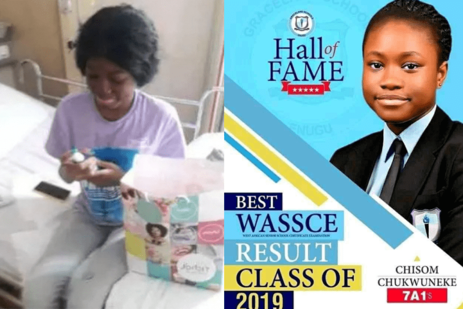 Graceland College Mourns As Chisome Chukwuneke, 17-year-old girl Who Had 7 A1s In WAEC Dies