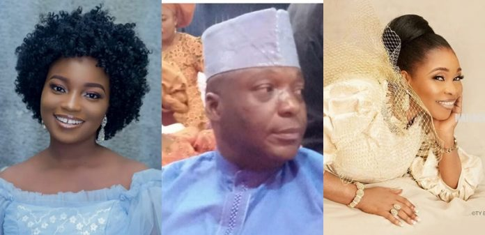 Paternity scandal: The only father that I have is Mr Soji Alabi; Ayomikun Tope Alabi's Daughter Opens up on paternity saga