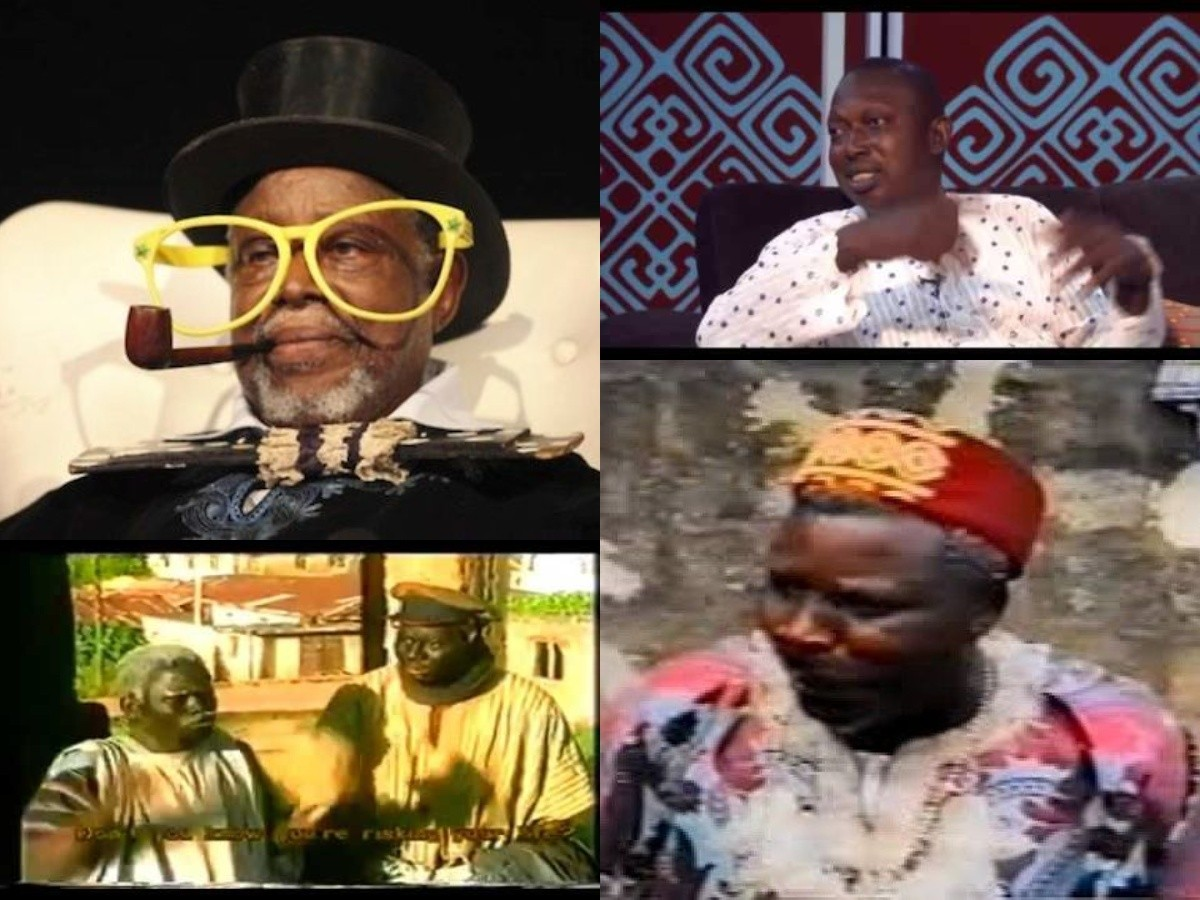 14 Nollywood Comedians from the decades you may have forgotten