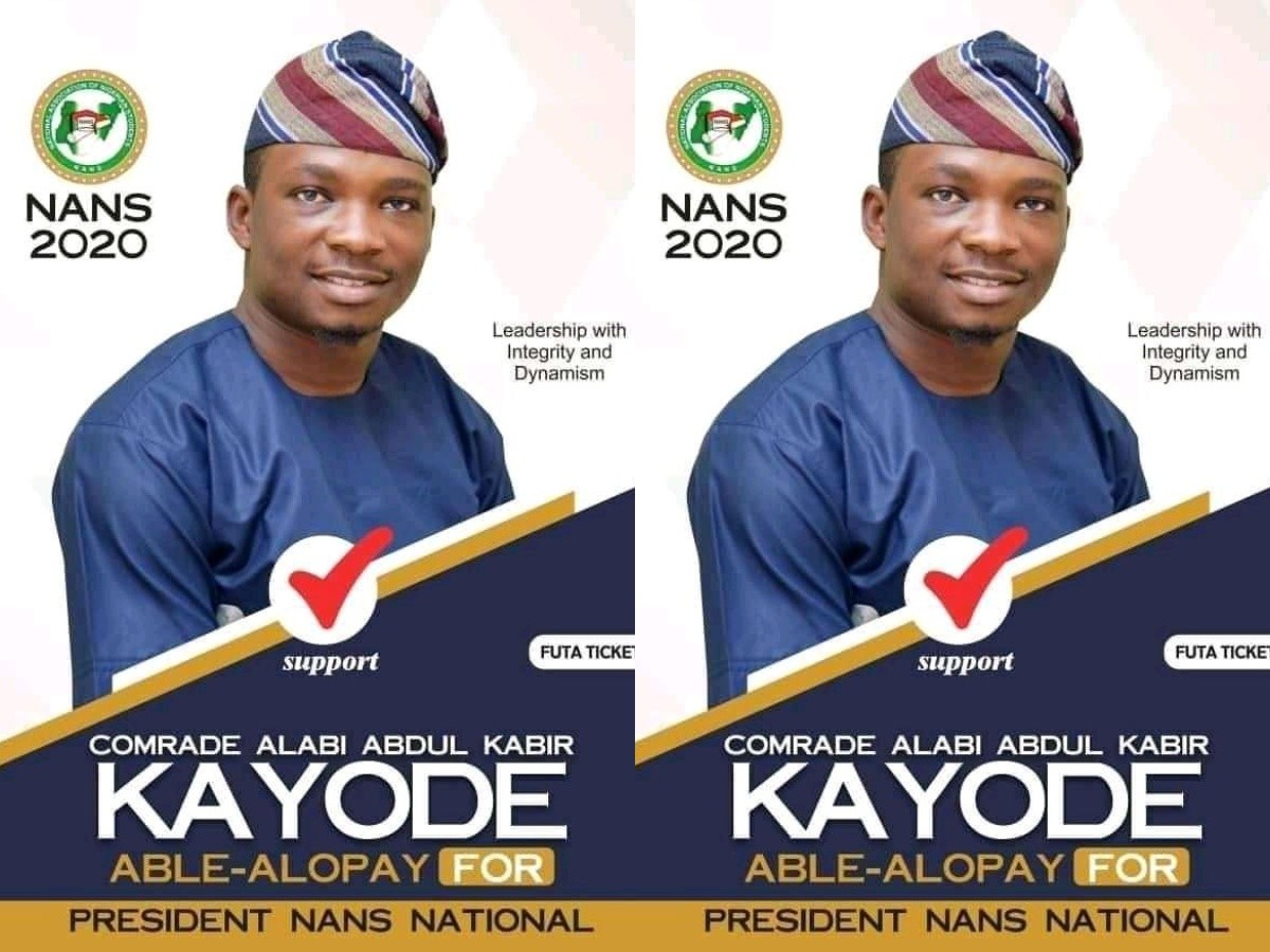 TEAM ALABI KAYODE ALOPAY DEBUNKED THE NEWS CIRCULATING THE MEDIA TO BOYCOTT NATIONAL CONVENTION.