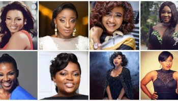 Top 10 Nollywood Actresses That Cry Most In Movies (Video)
