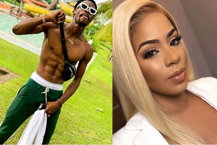 Drama As Neo And His Cousin, Venita Akpofure Unfollow Each Other On Instagram (Screenshot)