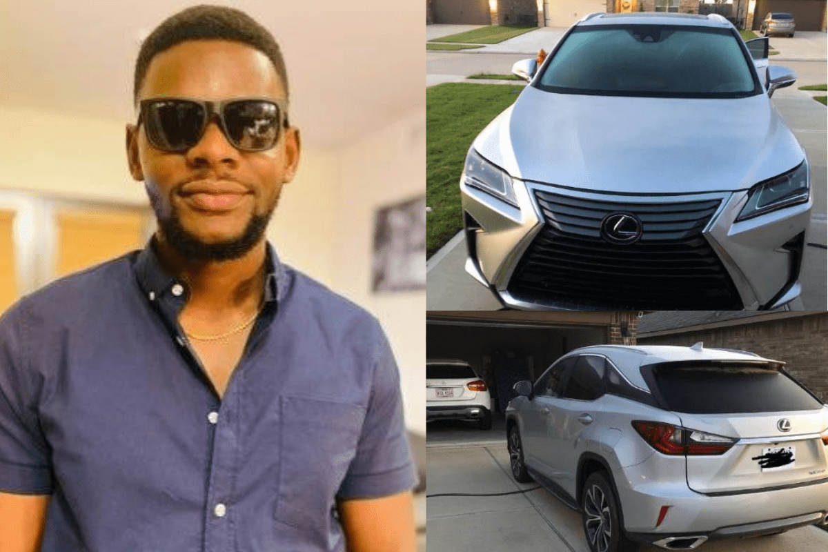 After Ebuka Bought A Brand New Car For His Mother For Christmas, See What His Father Said To Him
