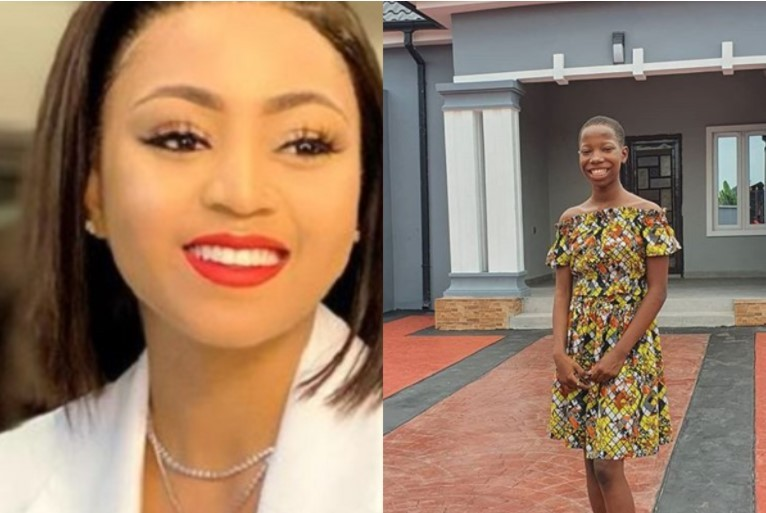 How Old Were You When You Got Married To That Your Great Grandfather, Leave Small Emmanuella Alone- Fan Drags Regina Daniels After She Congratulated Emmanuella