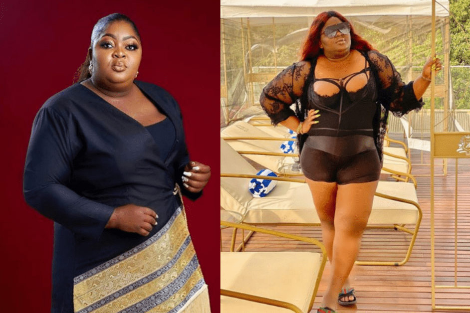 """""""Do not send me to my early grave"""" Eniola Badmus tells people bullying her for being chubby"""