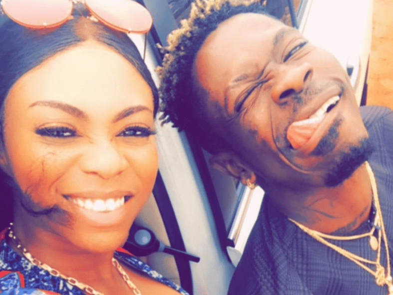 It's Not A Curse But You Will Never Find Anyone Better Than Me – Michy Tells Shatta Wala (Video)