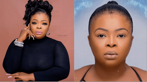 """""""Only Dead Fish Goes With The Flow"""" Actress Dayo Amusa Fires At Those Who Called Her Foolish."""