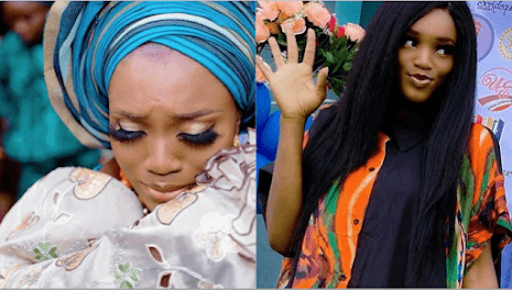 """Actress Bukunmi Oluwasina Cries Out Says """"I Don't Know How I'm Surviving"""""""