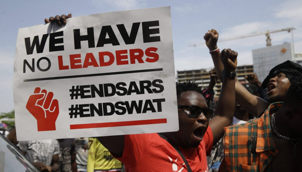 UN claims COVID-19 pandemic led to #EndSARS protests