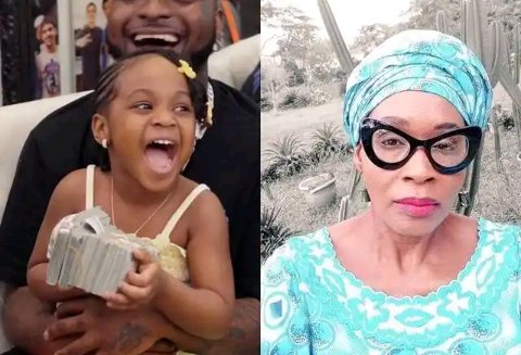 """Wizkid Won't Expose His Children Online By Buying Million Dollar Jewelry""- Kemi Olunloyo Hits Hard At Davido"