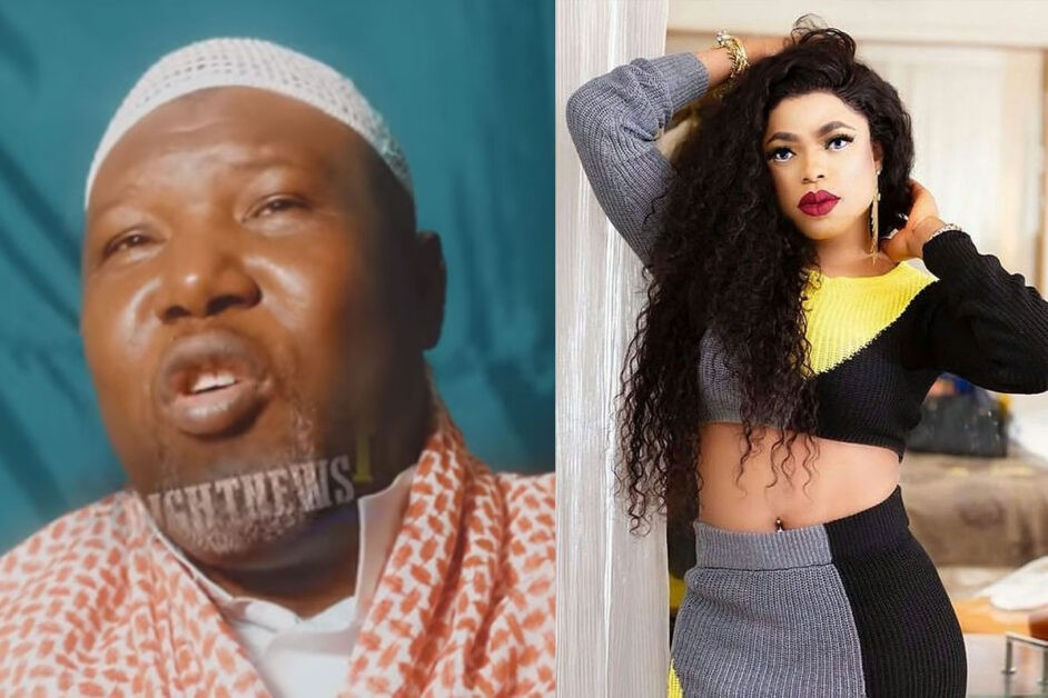 Popular Islamic Cleric Reveals When Bobrisky Will DIE (VIDEO)