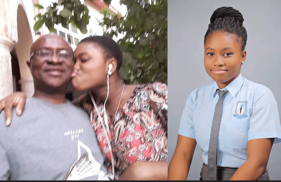 "This Will Bring Tears To Your Eye"" - Father of Brilliant student who had 7 A1s in WAEC Reavels How His Daughter Died"