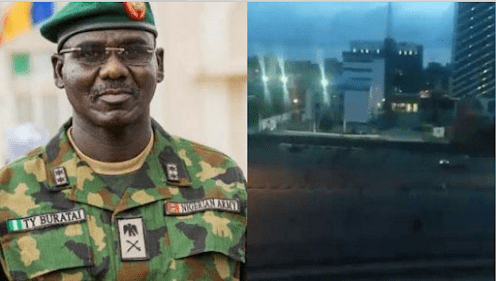 Why We Won't Reveal The Identity Of Soldiers Deployed To Lekki Tollgate - Nigerian Army