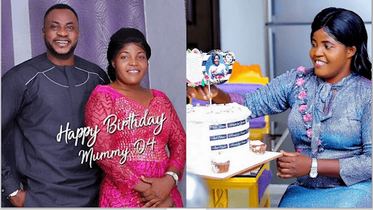 Odunlade Adekola's Wife was overwhelmed with prayer on her Birthday, See Photos