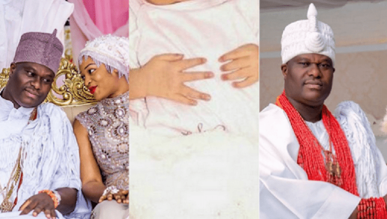 Jubilation As The Ooni Of Ife And Queen Naomi Welcomes A Baby Boy.