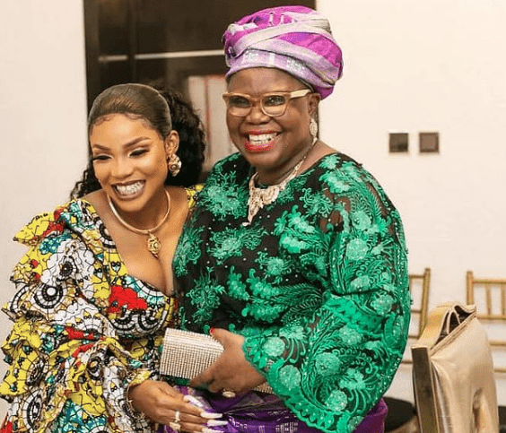 Mercy Aigbe, Toyin Abraham, Kunle Afod, Chioma Akpotha, Mide Martins, Others Shocked As Iyabo Ojo's Mum Dies In Her Sleep