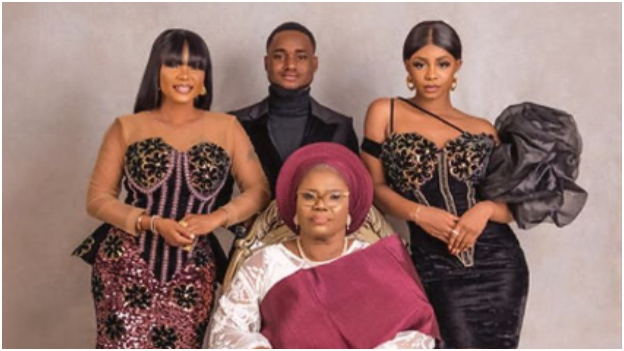How watching Iyabo Ojo on TV makes me feel – Late mum's last interview