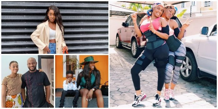 Ojo, Mercy Aigbe's daughters and 8 other celeb kids with large following on Instagram (PICS)