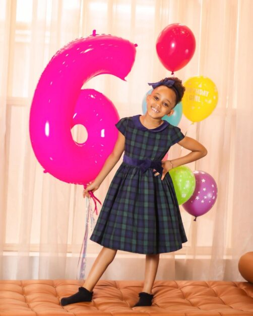 Jude Okoye Celebrates His 6-Year-Old Daughter With A Lovely Birthday Message