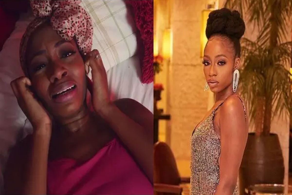 'I have been pregnant for over a year' – BBNaija Khafi talks about being pregnant