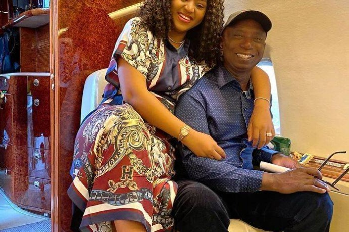 Lady Intensifies Efforts To Snatch Regina Daniel's Husband, Says She Wants To Have Twins With Ned Nwoko