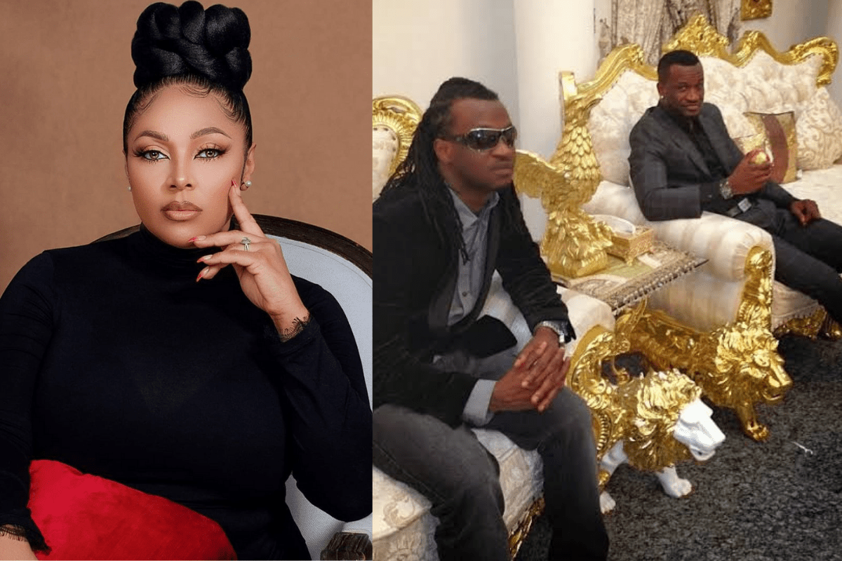 Life Is Short, Make The Best Out Of It – Lola Omotayo Wins The Heart Of Many With Her Advice To Peter And Paul Okoye