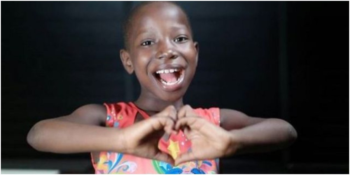"""""""I Want To Feature In Horror Movies"""" – 10-Year Old Comedienne Emmanuella Discloses"""