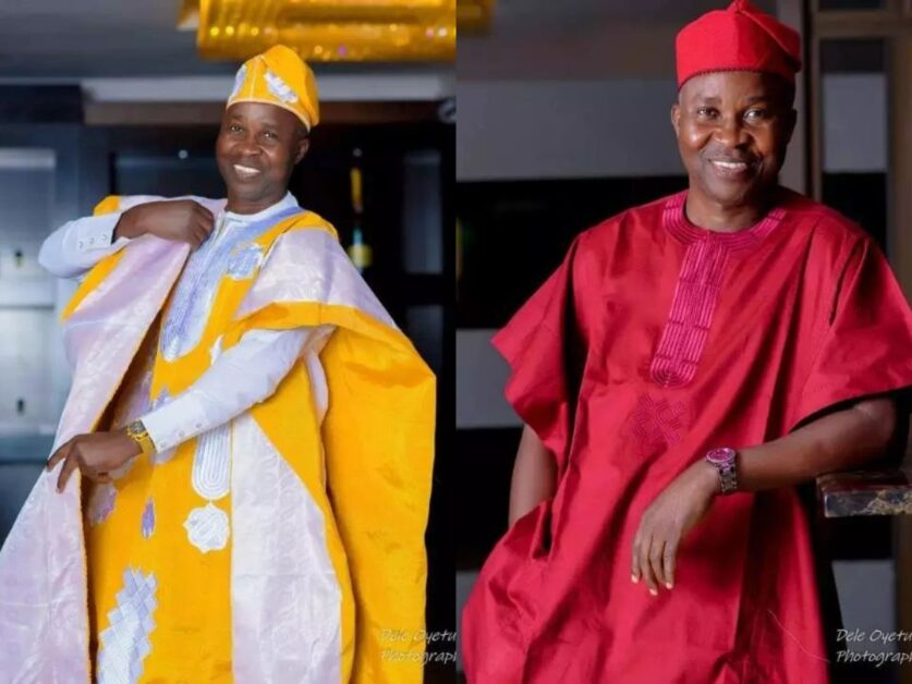 See Lovely Photos Of Actor Wale Akorede (Okunnu) And Other Celebrities As He Become A Year Older