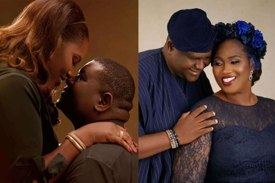 When The Planner Becomes The Bride! Yinka And Dapo Beautiful Pre-Wedding Pictures