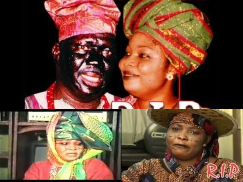 FlashBack: Remembering Omoladun Kenkelewu(Monsurat Omidina) Who Died 11 Years Ago. May her soul Continue to rest in peace