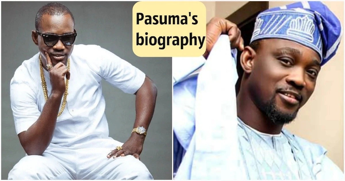 Pasuma biography and path to success as he turns 53 years Old Today