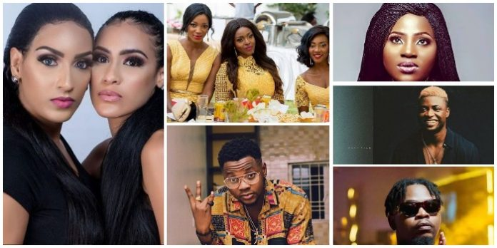 5 Nigerian Celebs You Probably Never Knew Were Related