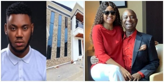 Why Ned Nwoko allegedly Compensated Regina's Ex Boyfriend, Somadina Adinma With A ₦100million Mansion – Watch Video