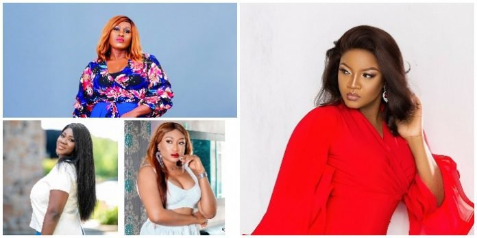 Apart From Their Acting Career, See The Side business these 5 Nollywood Actresses do to make money