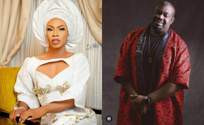If I come to life again you will be my father – James Brown tells Don Jazzy