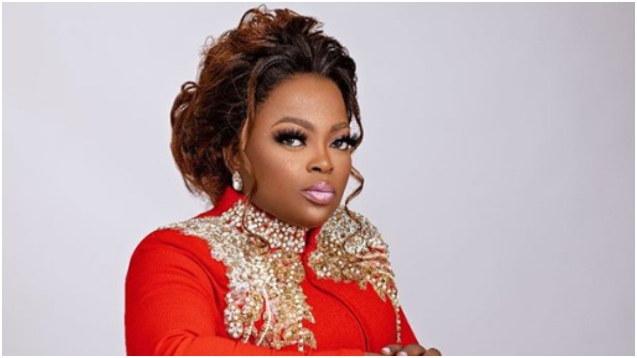 How Funke Akindele escaped wicked robbery attack in a hotel room